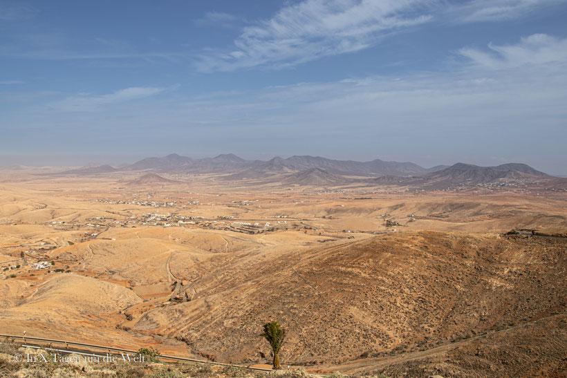 Fuerteventura Sehenswürdigkeiten Berge