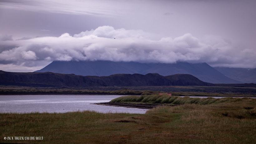 Vatnsnes Island