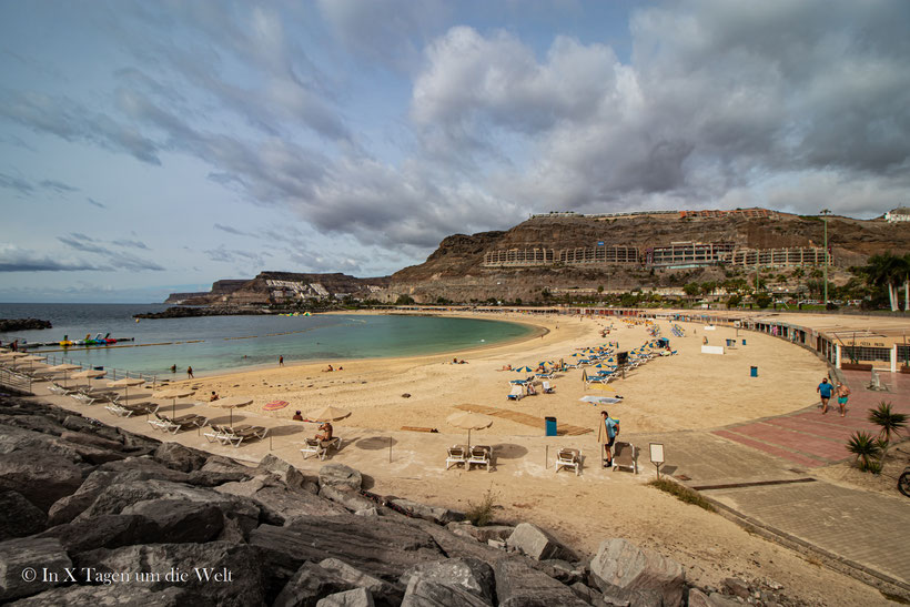 Gran Canaria Sehenswürdigkeiten Playa Amadores