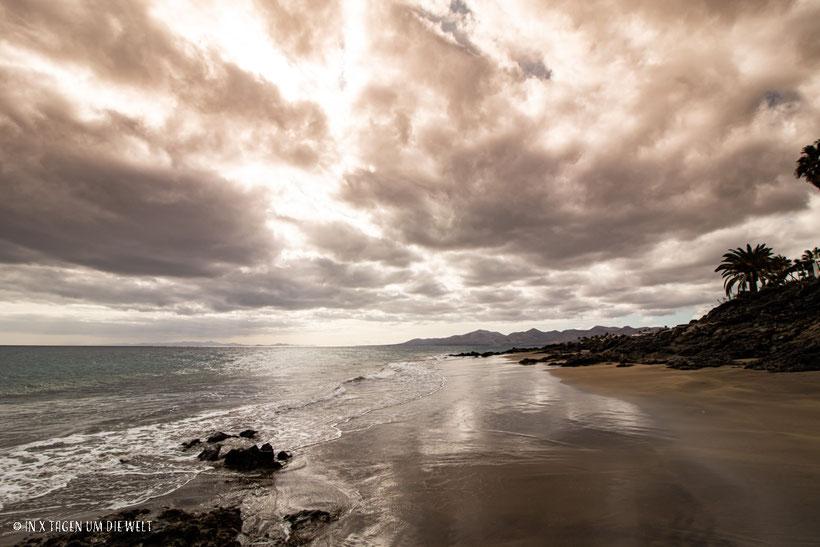 Lanzarote Strand Puerto del Carmen