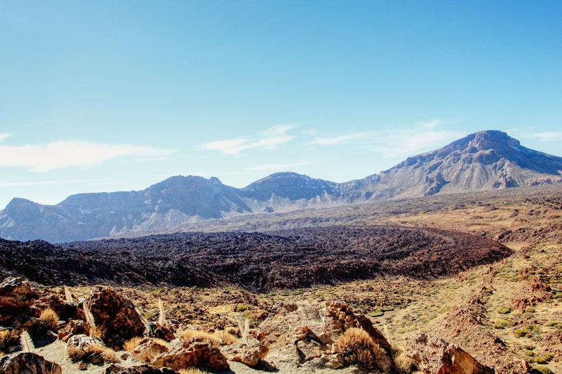 Pico del Teide Nationalpark, Teneriffa