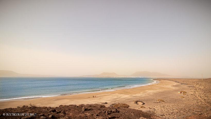 Lanzarote Strand Playa del Risco