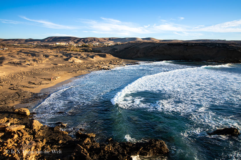 Fuerteventura Schönste Orte La Pared