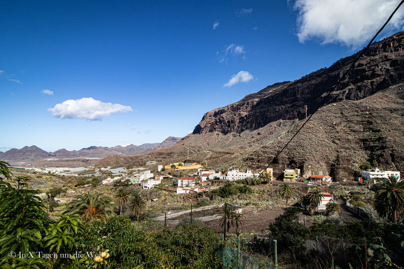 Gran Canaria Sehenswürdigkeiten Berge