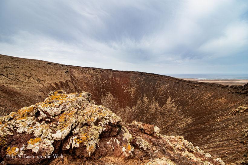 Fuerteventura Schönste Orte Vulkan