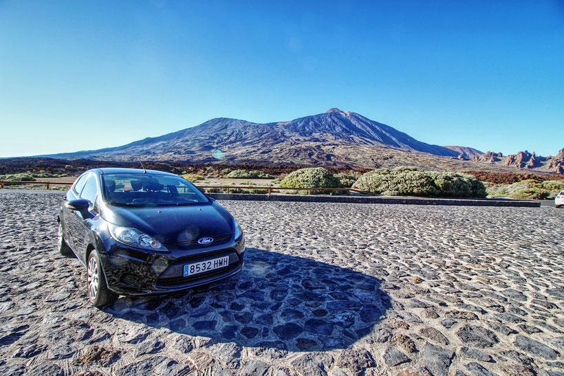 Teneriffa Sehenswürdigkeiten Teide