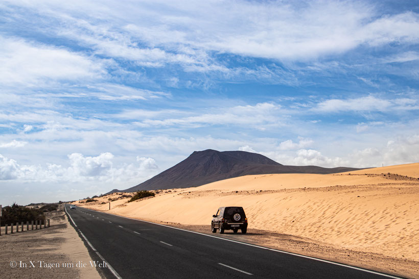 Fuerteventura Schönste Orte Dünen
