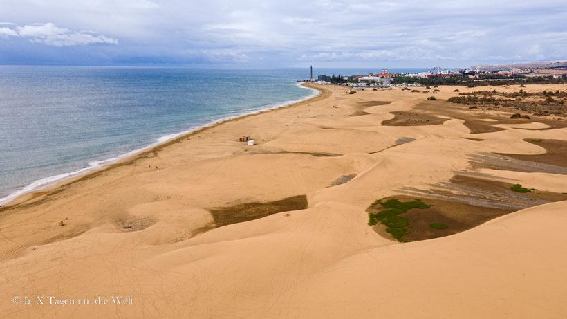 Gran Canaria Schönste Orte Maspalomas