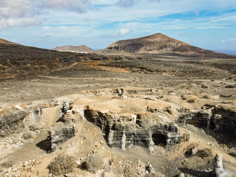 Lanzarote Sehenswürdigkeiten Berge