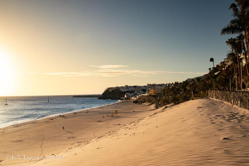 Fuerteventura Sehenswürdigkeiten Morro Jable