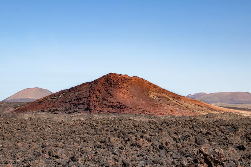 Lanzarote Vulkan Timanfaya