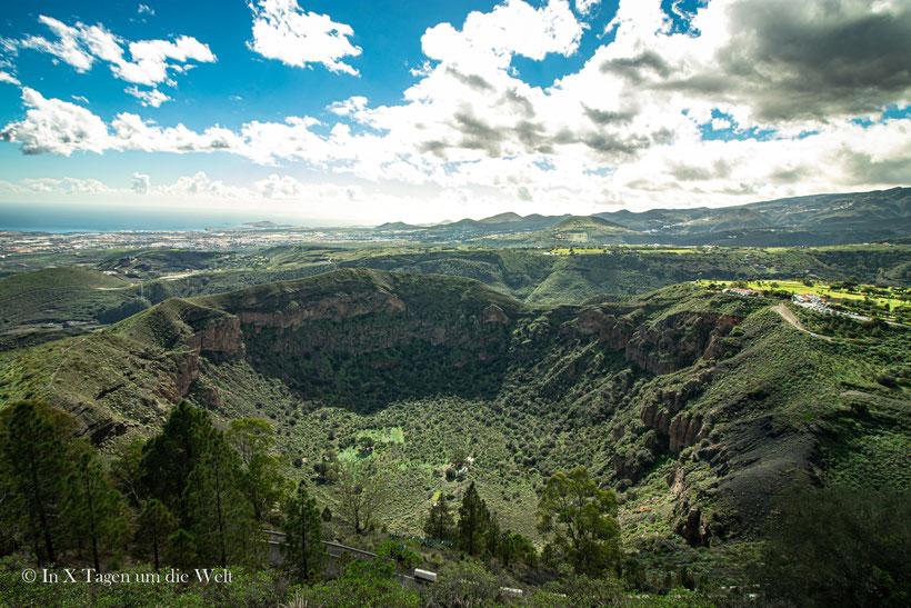 Gran Canaria Schönste Orte Bandama