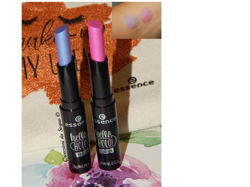 hello holo lipstick
