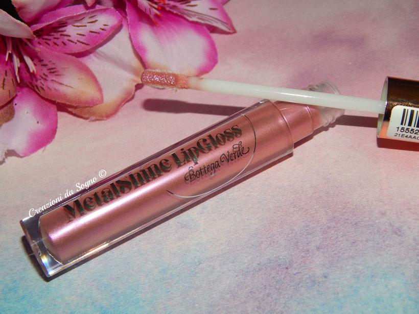 Metalshine Lip Gloss Bottega Verde