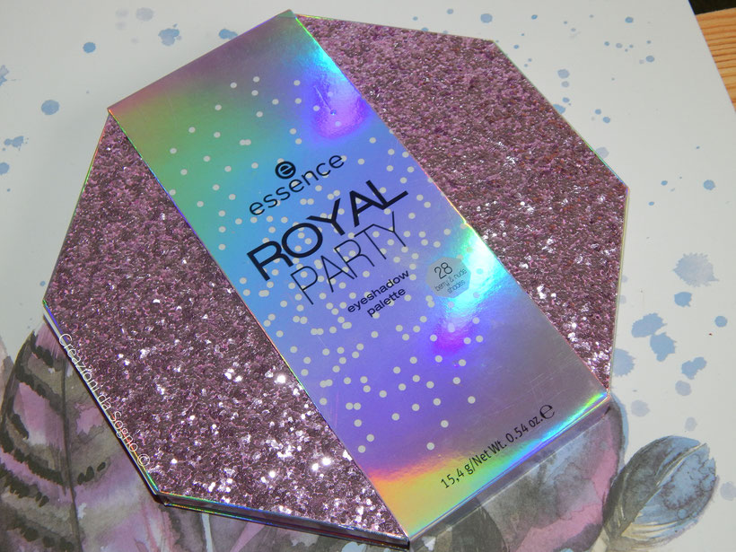 Royal Party Essence Eyeshadow Palette