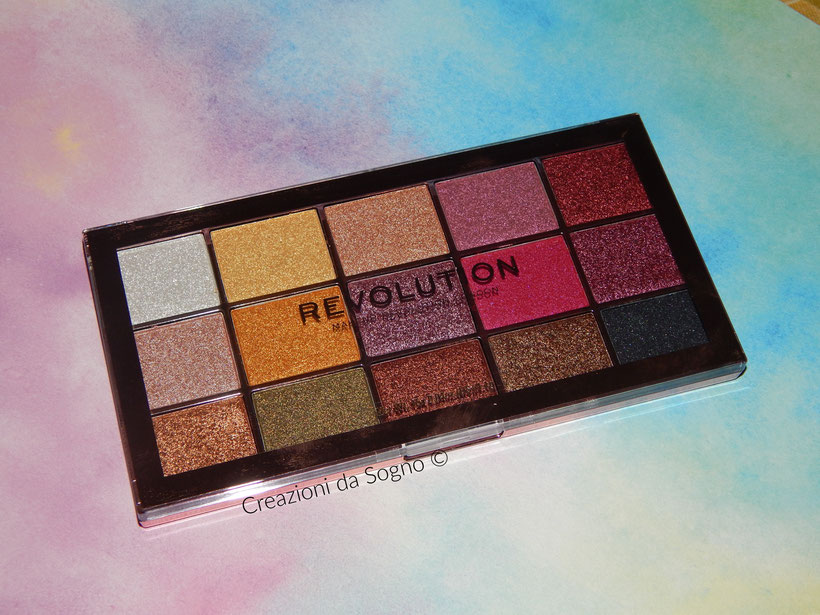 Foil Frenzy Revolution Makeup