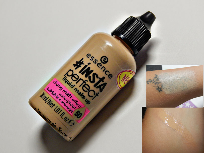 Liquid foundation Essence
