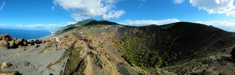 Vulkan San Antonio La Palma
