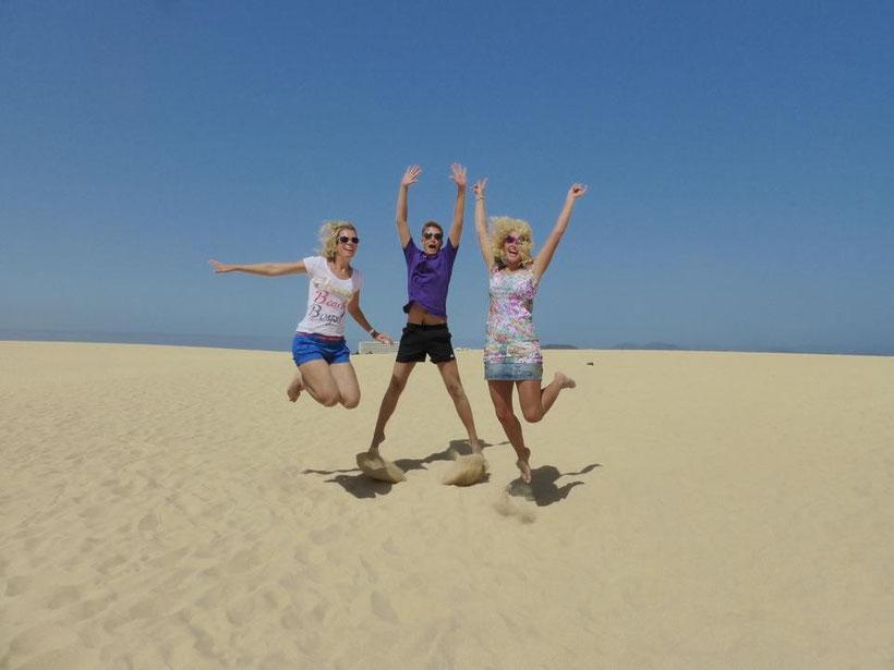 Freizeit auf Fuerteventura