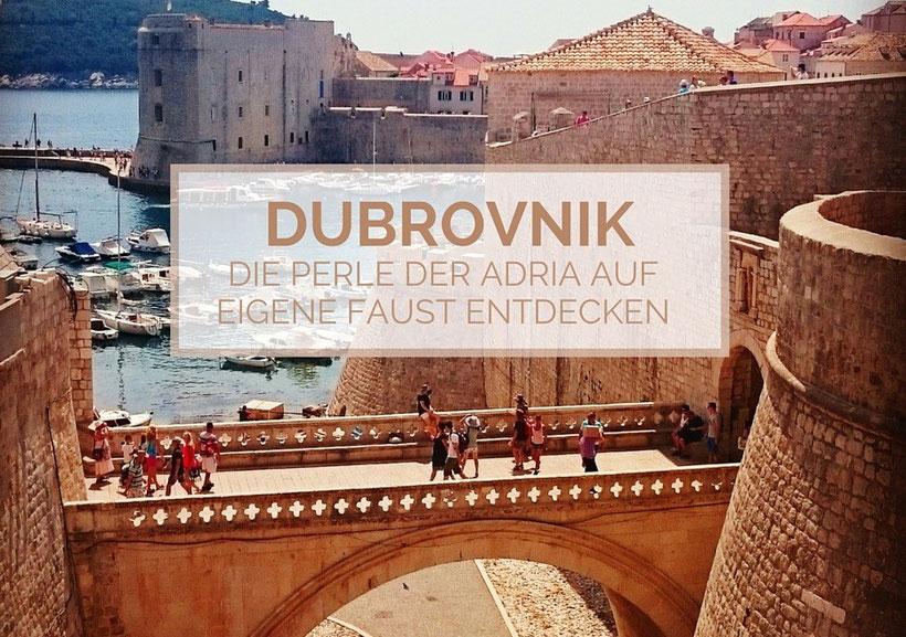 Ausflug Dubrovnik auf eigene Faust entdecken