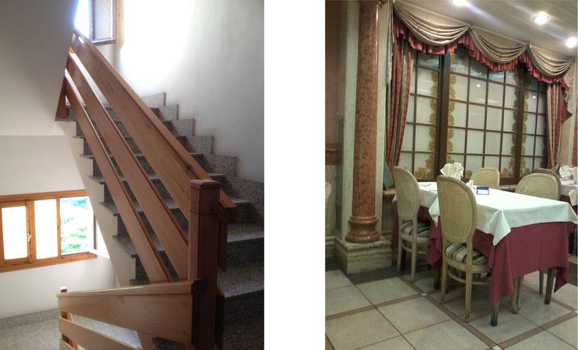 Falegname roma pronto intervento riparazioni e serramenti for Corrimano in legno roma