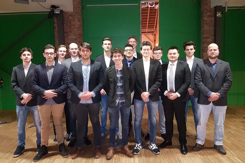 mA-Jugend der Saison 2015/2016