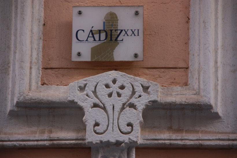 In Cadiz machen wir vom 25. - 29.09. Station.