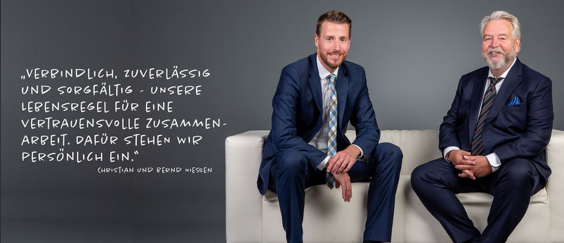 Bernd Nießen Christian Nießen NIESSEN.IMMOBILIEN in Hagen