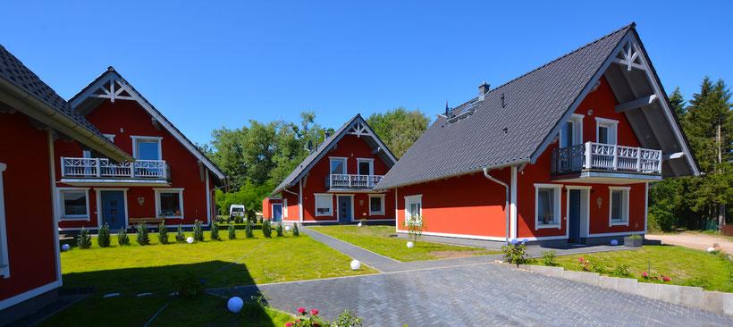 Ferienhäuser, Plätlinsee