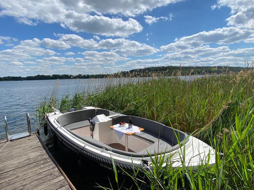 Bootsvermietung, Motorboot, SUP
