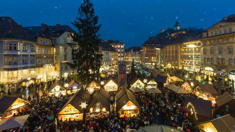 Weihnachtsreise Graz 2016