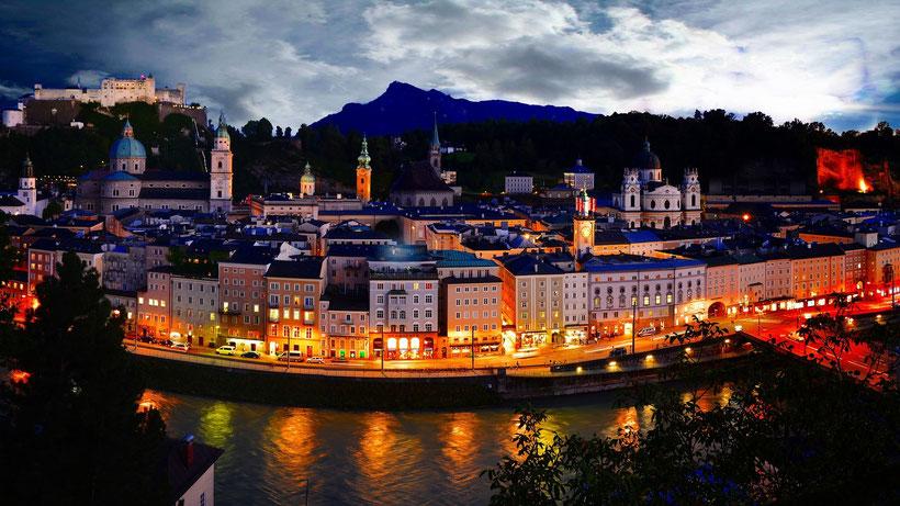 Weihnachtsreise Salzburg 2012