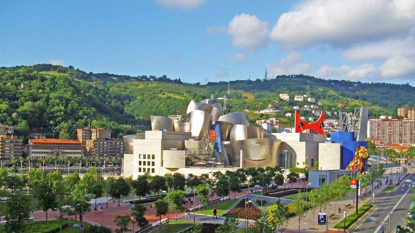 Kultur- und Weinreise Bilbao 2012