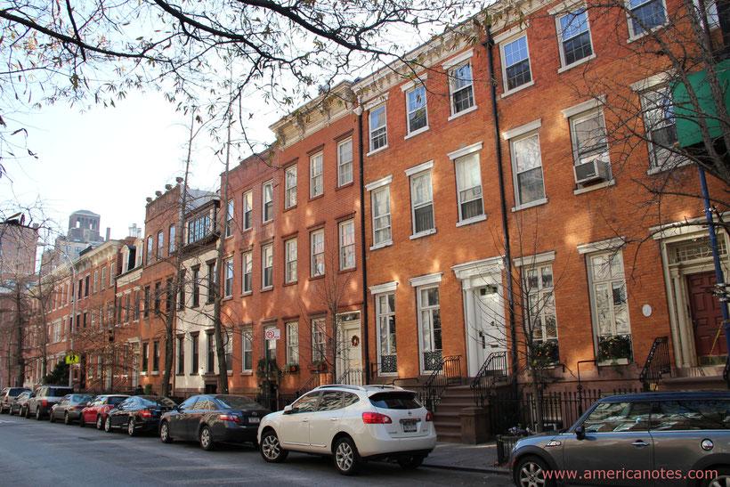 Die besten Sehenswürdigkeiten und Reisetipps für New York City. Greenwich Village.