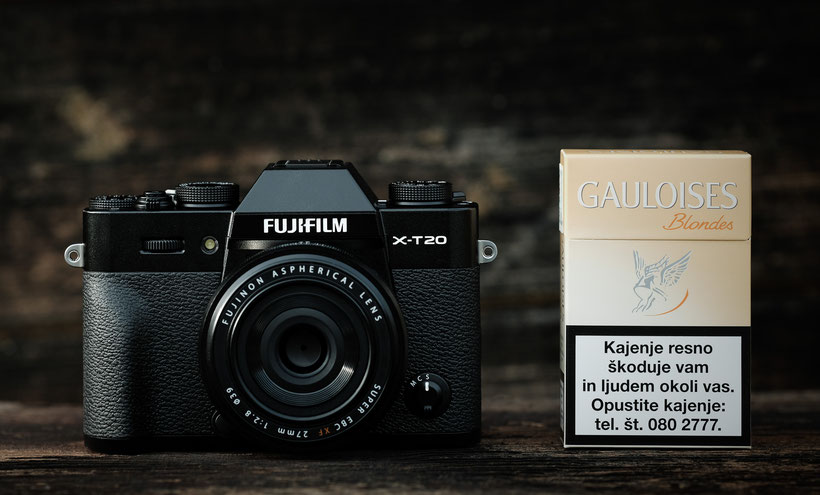 Die kompakte Größe macht die Fuji X-T20 zur idealen Reisekamera © Michael Schnabl