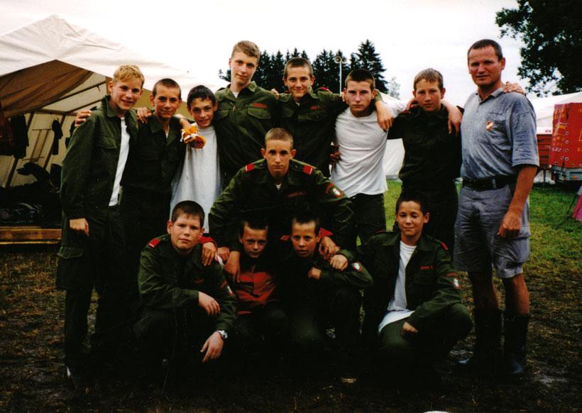 Jugendbeauftragter Mittermüller Wolfgang (Foto 2000)