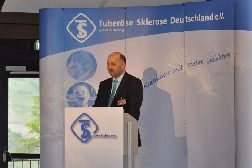Bundesvorsitzender Helmut Hehn