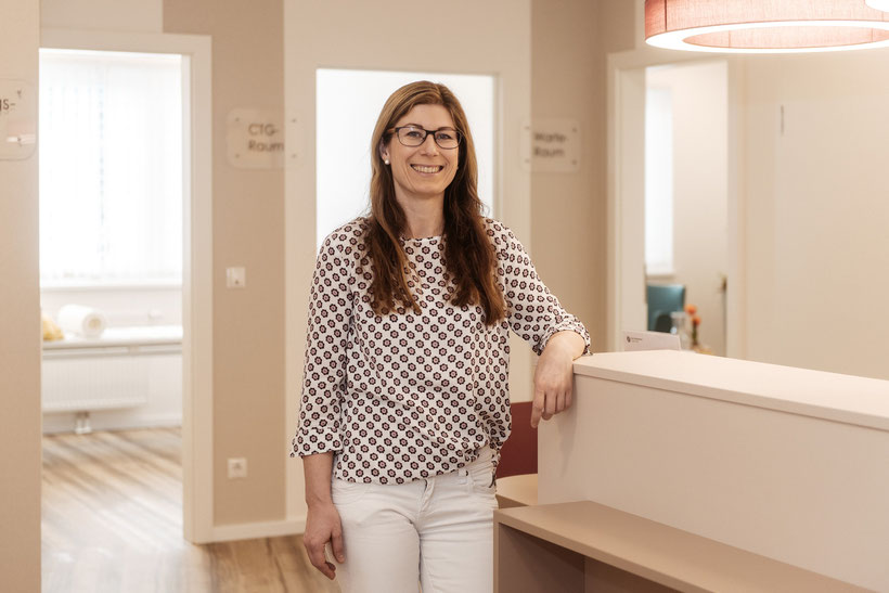 Dr. Michaela Allmer-Wels - Fachärztin für Frauenheilkunde und Geburtshilfe