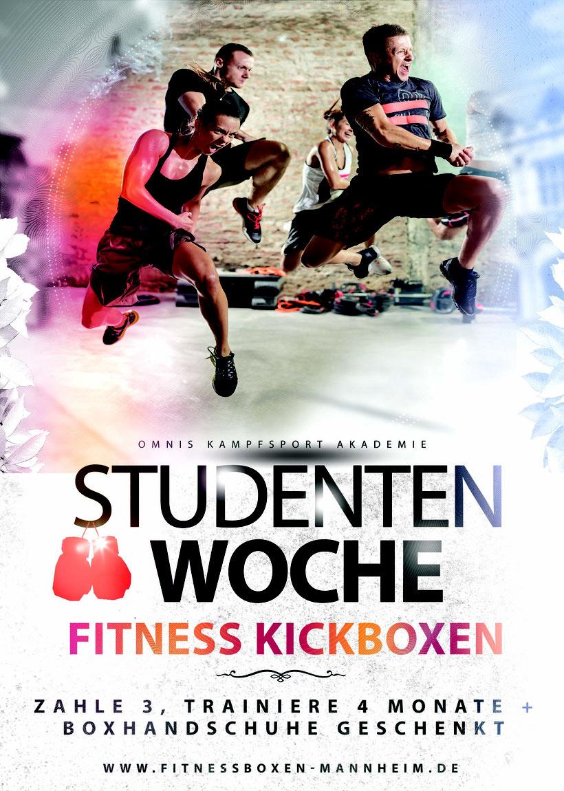 Frauen Kickboxen, Kickboxen, Uni Mannheim, Universität, Hochschule, Boxen, Uni-Sport, Ludwigshafen, Heidelberg,