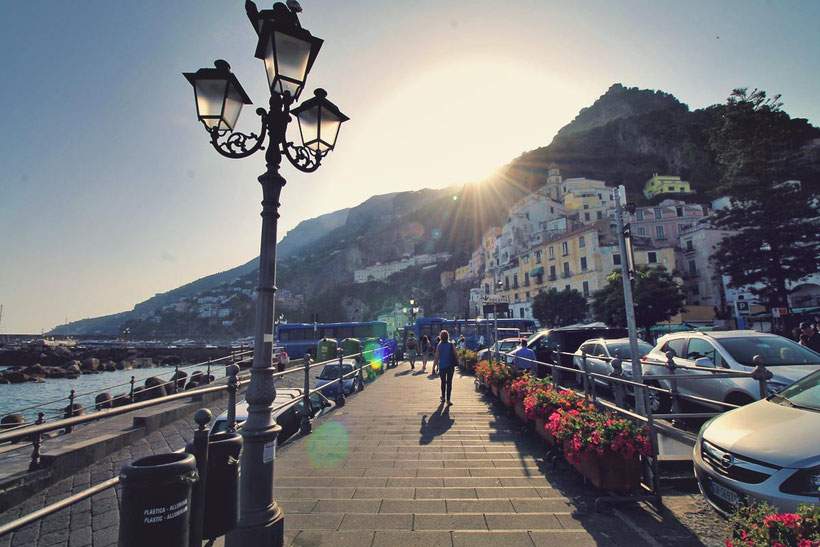 Amalfi Town | Amalfi Coast & Cilento Coast - 7 Pretty Seaside Towns You Must Visit In South Italy | Photo: Sabrina Iovino via @Just1WayTicket