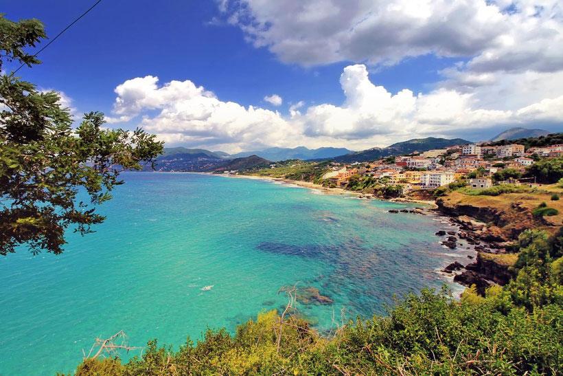 Amalfi Coast & Cilento Coast - 7 Pretty Seaside Towns You Must Visit In South Italy | Photo: Sabrina Iovino via @Just1WayTicket