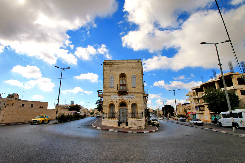 Welcome to Bethlehem, birthplace of Jesus. © Sabrina Iovino | JustOneWayTicket.com