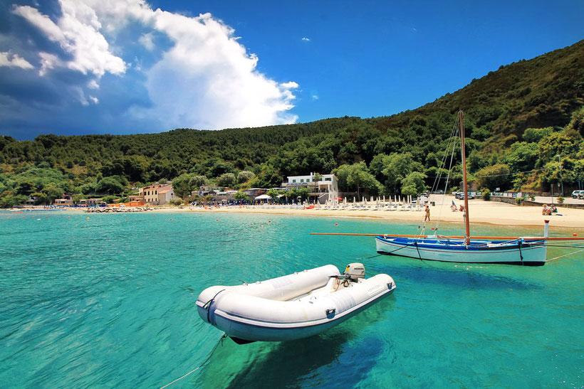 Palinuro | Amalfi Coast & Cilento Coast - 7 Pretty Seaside Towns You Must Visit In South Italy | Photo: Sabrina Iovino via @Just1WayTicket