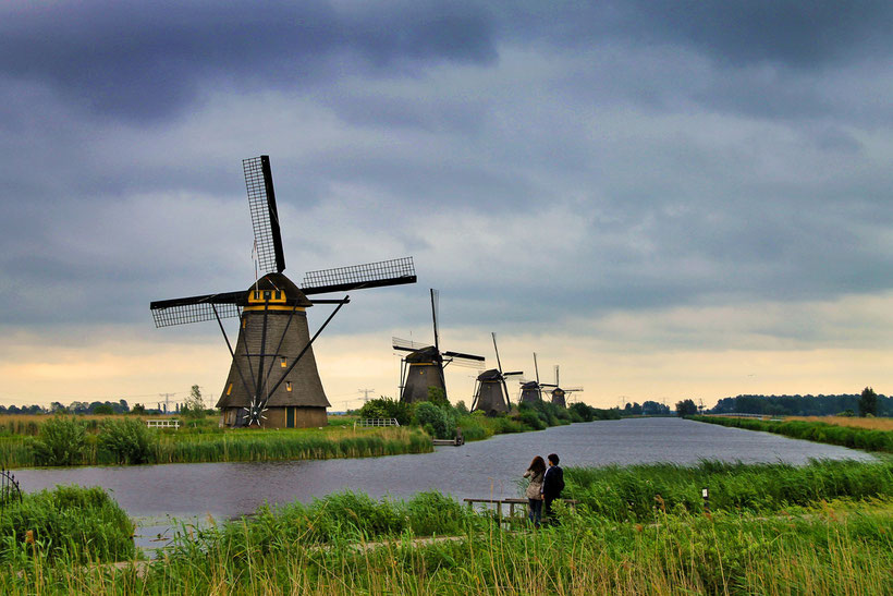 Kinderdjik Rotterdam, The Netherlands 2013 © Sabrina Iovino | JustOneWayTicket.com