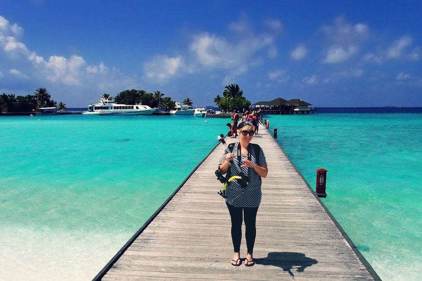 Bandos Island - That one time I got invited to the Maldives © Sabrina Iovino | via @Just1WayTicket
