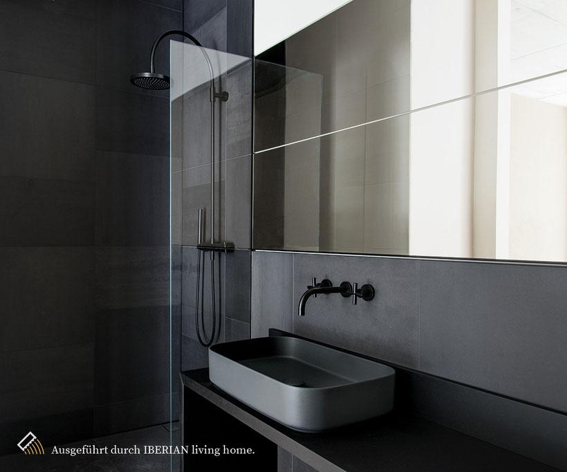 Badgestaltung von IBERIAN living home mit Fliesen von MOSA