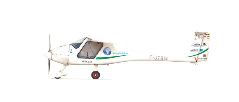 PIPISTREL Virus SW80 Wings of Sciences