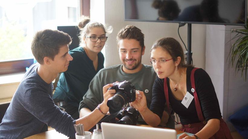 Politik zum Mitmachen Praktikum Schülerpraktikum Freiwilligendienst / Bundesfreiwilligendienst / BFD / FÖJ / FSJ