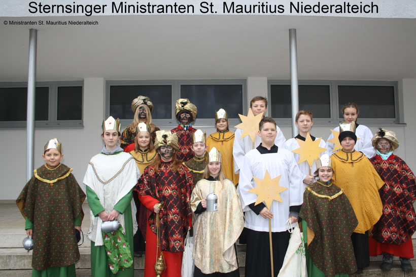 Sternsinger 2014