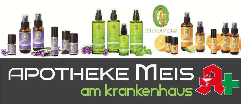 Primavera Aromatherapie Öle Apotheke Meis am Krankenhaus Cloppenburg Johannes Meis